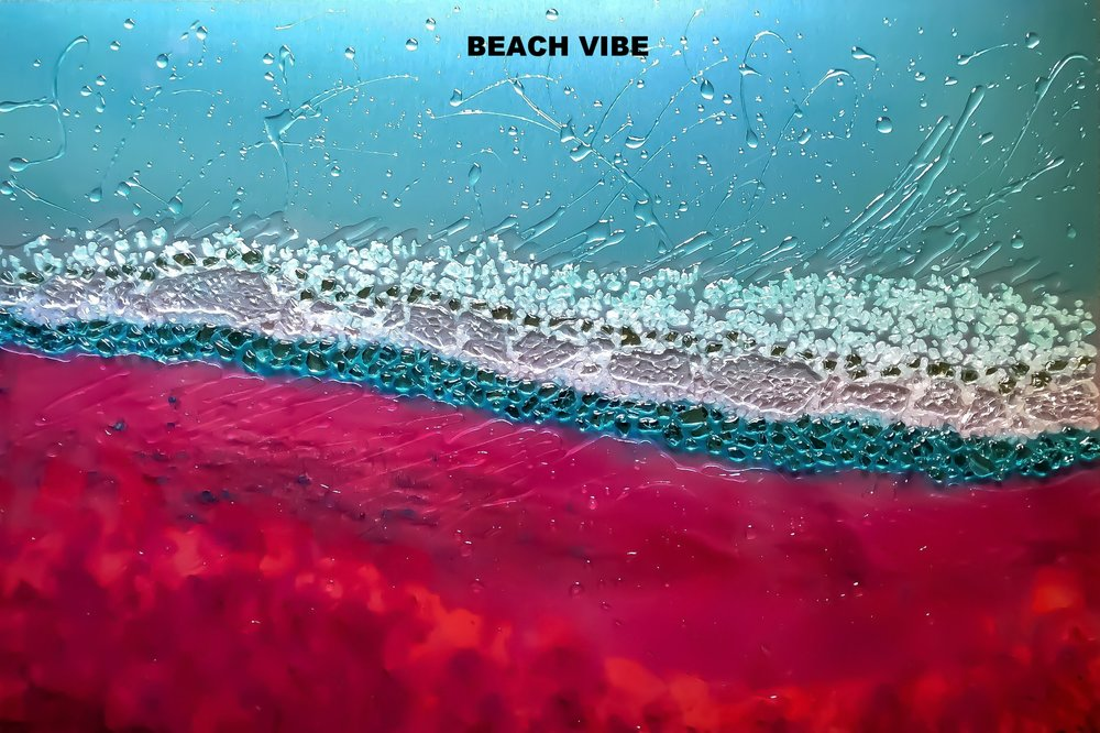 Beach Vibe_30 x 20_on aluminum.JPG