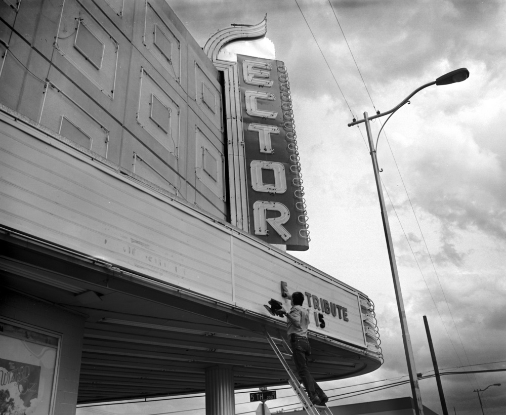 The Ector Theater