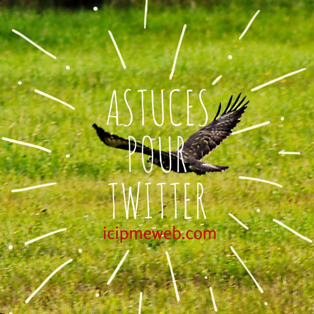 3 astuces pour Twitter