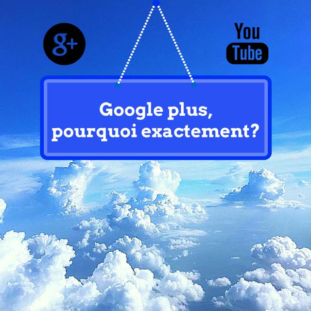 Google Plus, pourquoi exactement | ici PME WEB