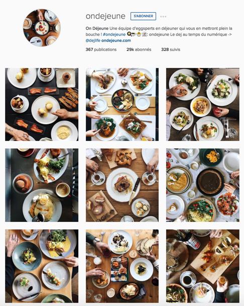 On Déjeune - ici PME WEB