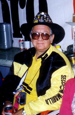 My first racing mentor Don Enrique Contreras