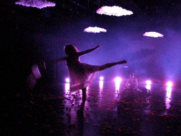 Dancing Behind My Eyelids at Club Oberon, ART