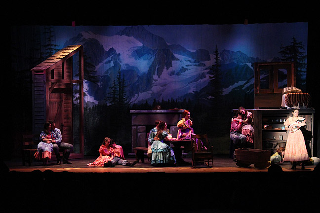 Seven Brides for Seven Brothers with OPTC