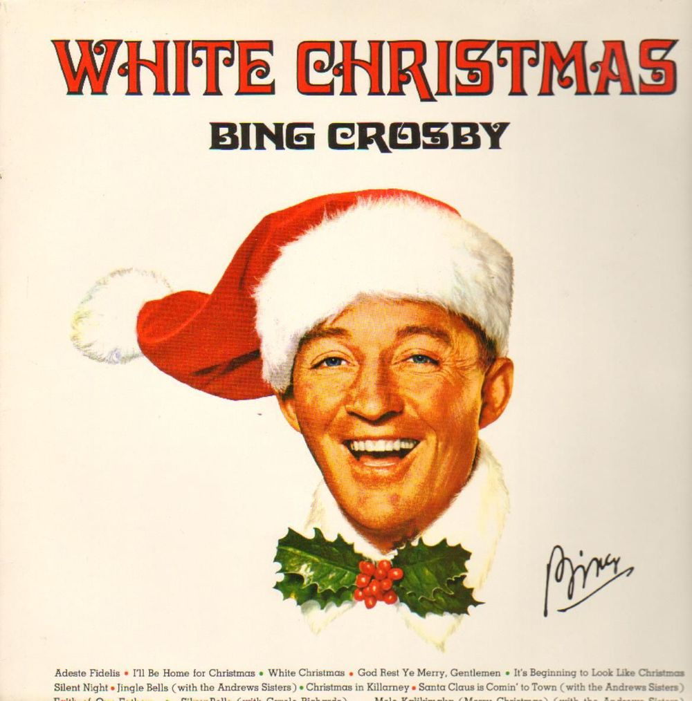 Albums That Make A Merry Christmas — Hillcrest Academy