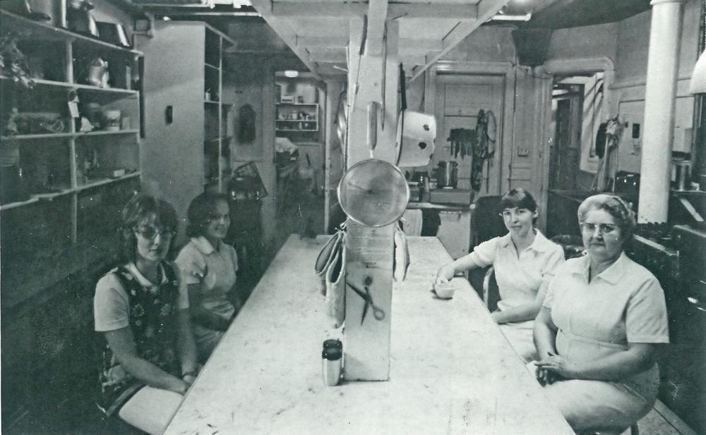 Kitchen, 1980's