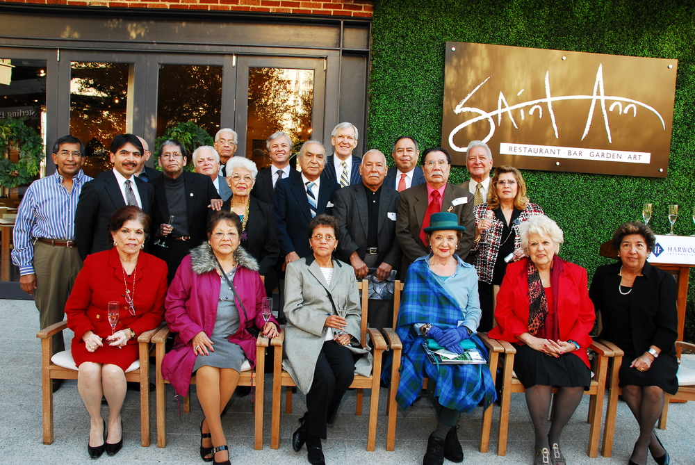 St. Ann's Alumni & Friends of Little Mexico Dedication Ceremony