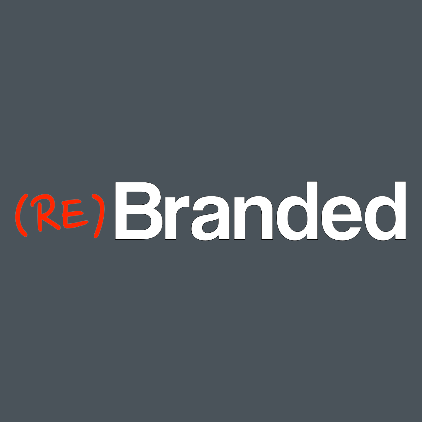 (re)branded - Bryan Mortensen