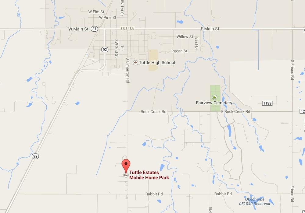 Location Tuttle Estates