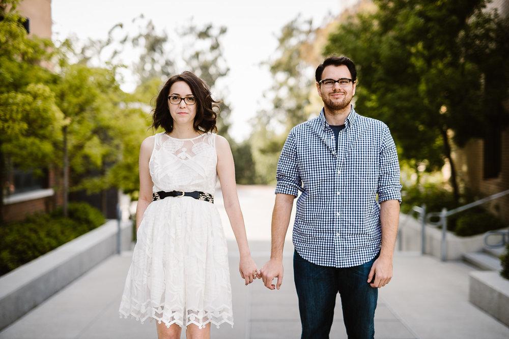Kellisa + Adrian - irvine, california