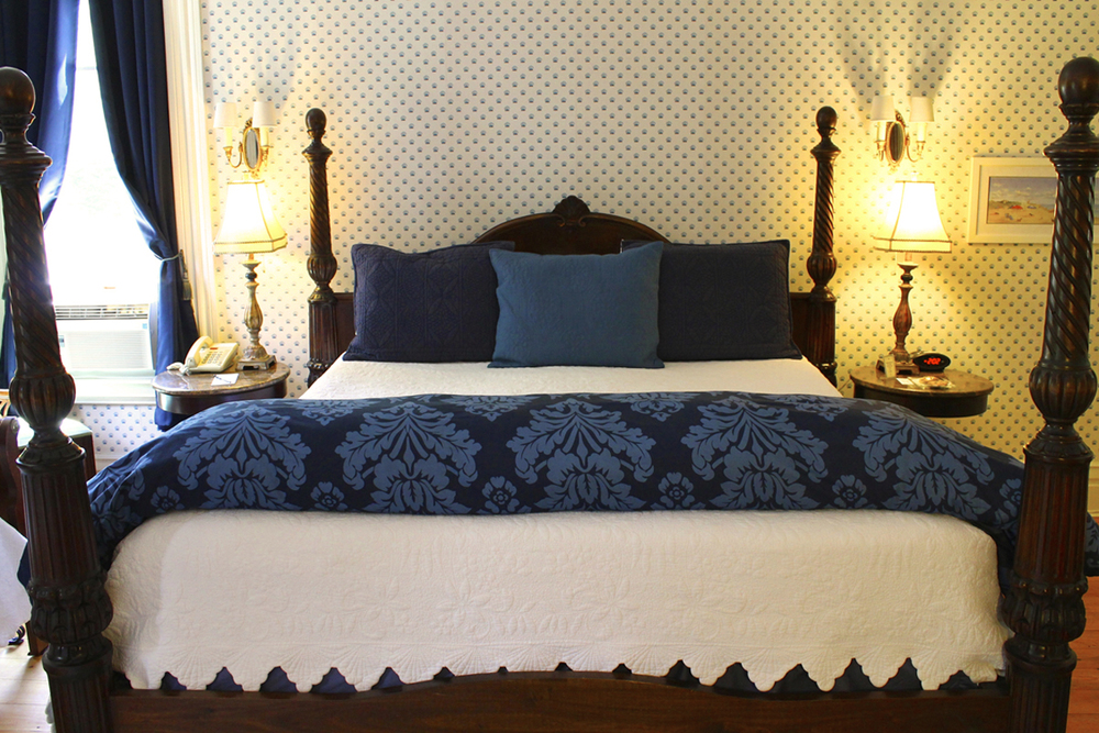 Nantucket Room, Rm 5 of the Willard Street Inn