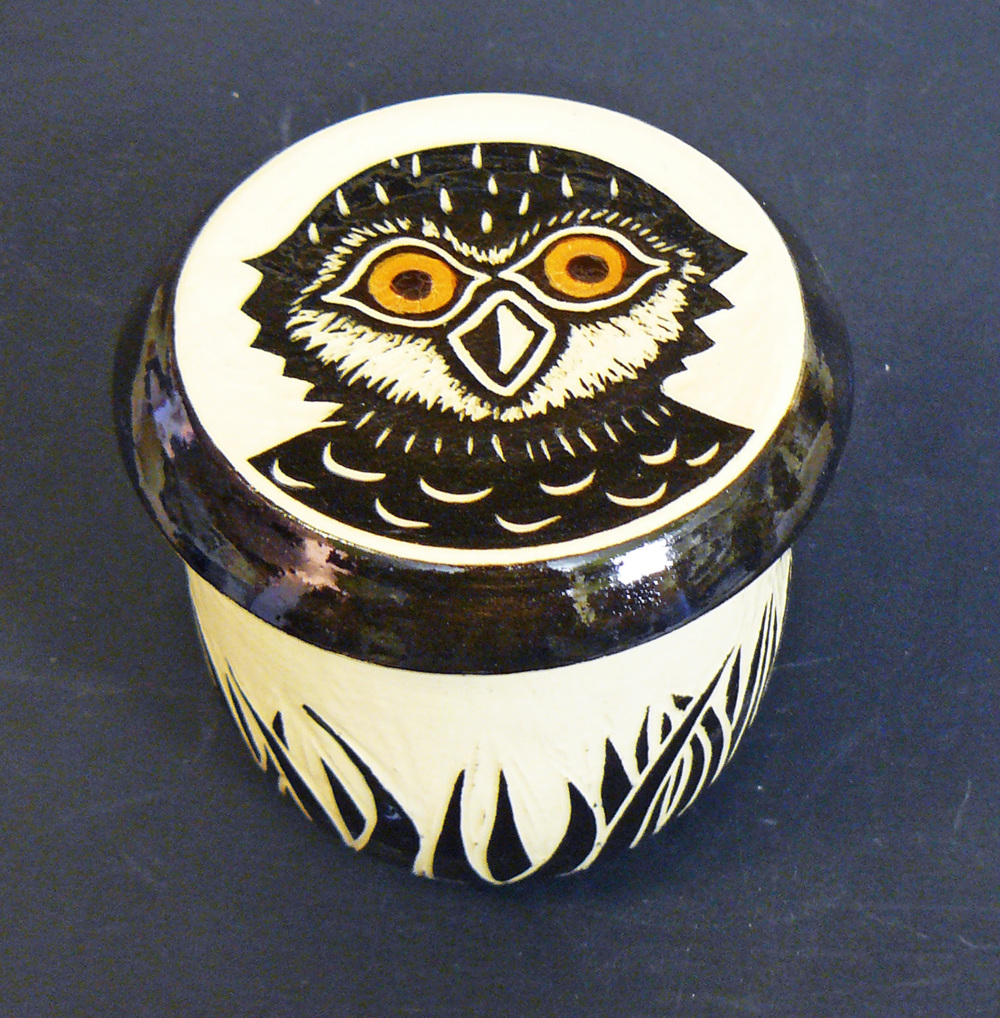 Burrowing Owl Butter Bell