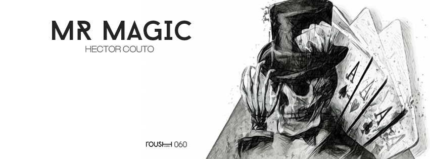 Label founder Hector Couto returns to his Roush imprint this August, with the Spaniard delivering four sizzling house cuts in the form of his 'Mr Magic' EP With experience and technical ability well beyond his years in the game, Hector Couto has firmly cemented himself as one of the most well respected and talented producers in House with releases on the likes of VIVa, 20/20 Vision, Get Physical and Hot Creations since making his production debut in 2008. With his Roush imprint thriving, welcoming talent such as DJ W!LD and Steve Lawler to the label over the past 12 months alone, Couto returns to the label do what he does best this August, with a selection of fresh productions that ooze quality from the off. Title cut 'Mr. Magic' kicks things off and sees the Spaniard combine a medley of intricate organic percussion patterns with bumping low ends to form an infectious groove, whilst 'Alive' quickly raises the tempo as Couto introduces a driving bassline guided by shimmering hats and rugged kicks to reveal a production destined for the peak time. On the flip, 'Aphrodite' strips things back to basics and unveils a bright, bubbling lead line, whilst subtle nuances and regimented percussion skillfully go to work in the background of the track. Last up, 'Reloaded' punctuates the release by utilising twisting sub tones, menacing bass licks and tripped out vocals, concluding yet another impressive offering from Couto on his return to Roush Label.