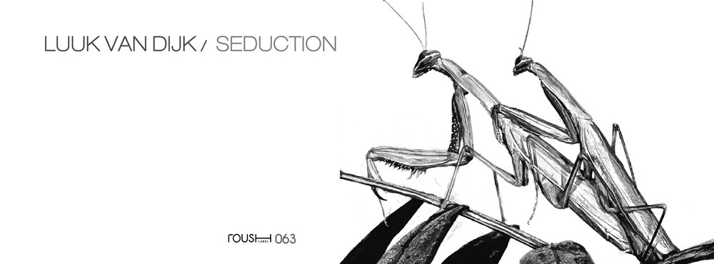 """21-year-old Holland producer, Luuk van Dijk, returns with his third release on Roush Label entitled """"Seduction"""". The former Kunstbende DJ-contest winner possesses an """"old soul"""" being able to blend nostalgic styles & sounds with contemporary elements, showing his versatility as a DJ and a producer. This hypnotic, freewheeling release from Luuk embodies tech house in its purest form. The added synth element gives a cerebral feeling and is accompanied by pulsating kicks that at the same time make you """"rock your body,"""" literally. Step into Luuk Van Dijk world of """"Seduction"""" with this latest release."""