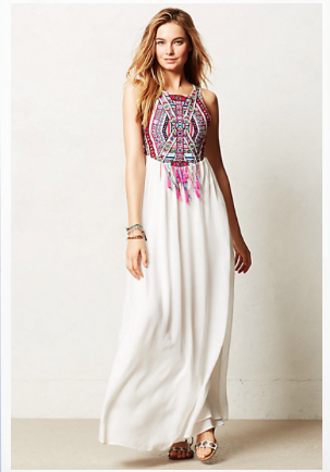 Anthropologie Dress Getaway 1
