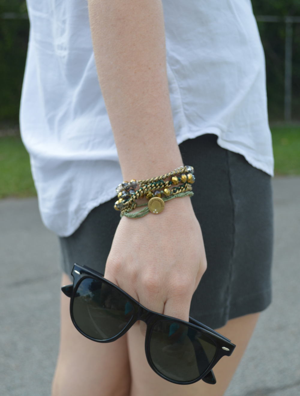 Target Sunglasses Chloe Isabel Bracelet FromCtoC