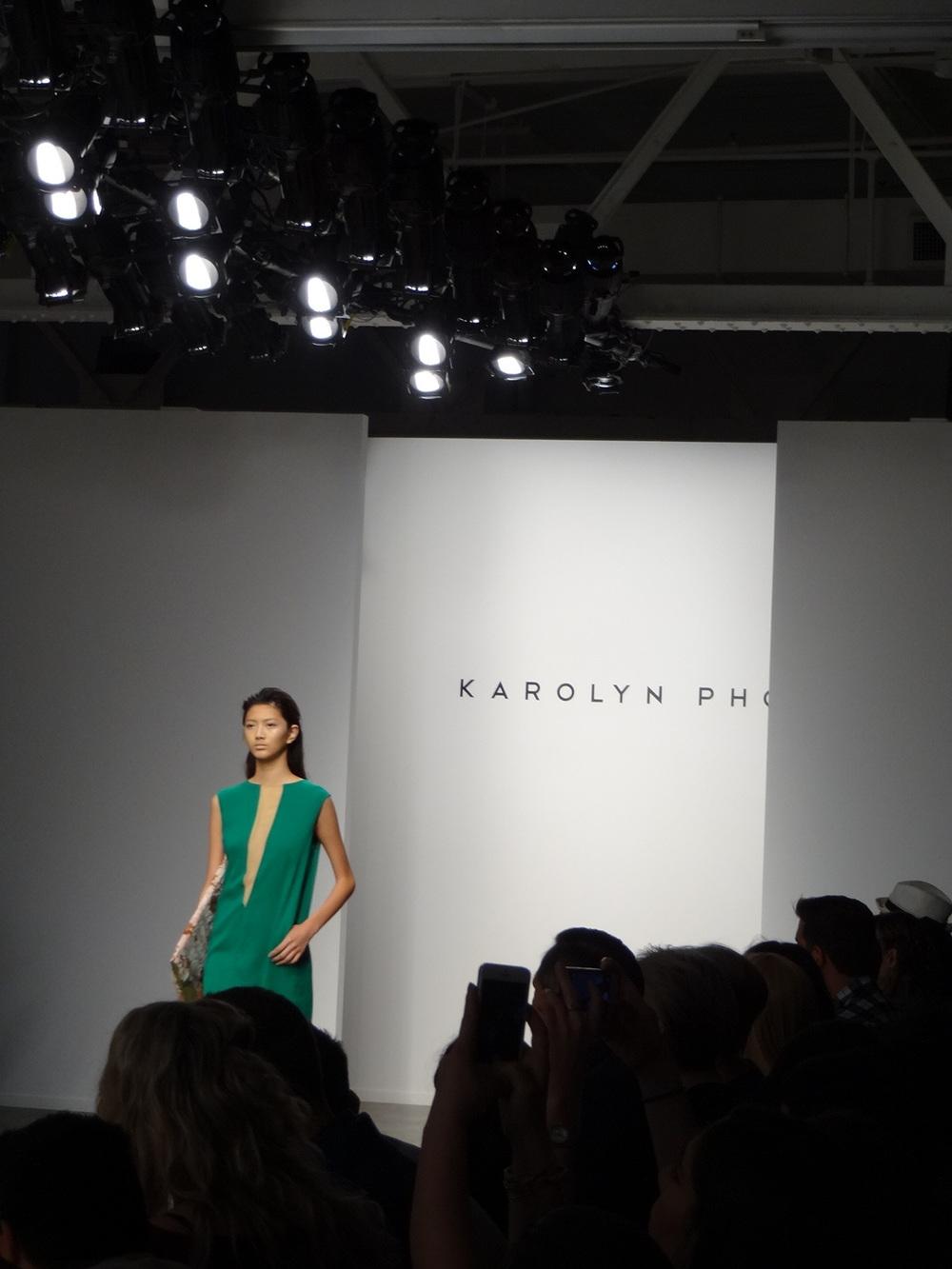Karolyn Pho NYFW