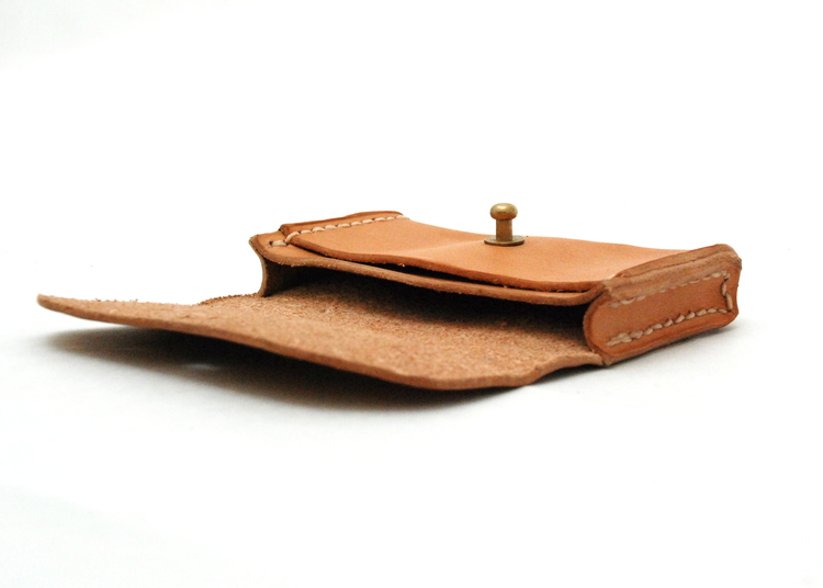 Leather business card case cicada leather company leather business card case colourmoves