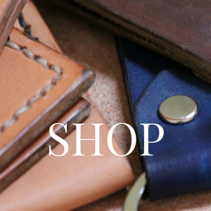 Cicada Leather Co Shop