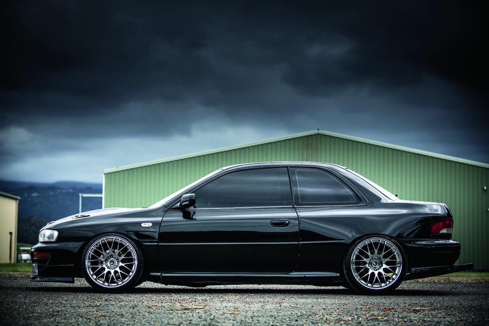 I Dare You To  1997 Subaru Wrx Sti Type R Coupe  Gc8d