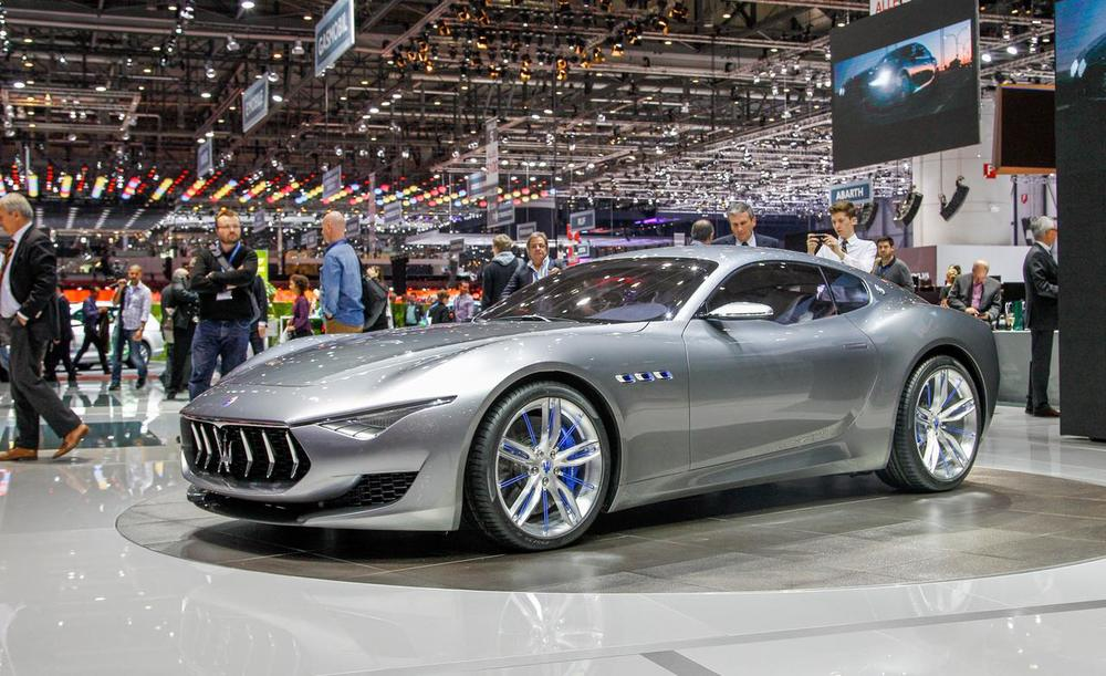 Maserati: Alfieri concept car to be put into production in 2016 ...