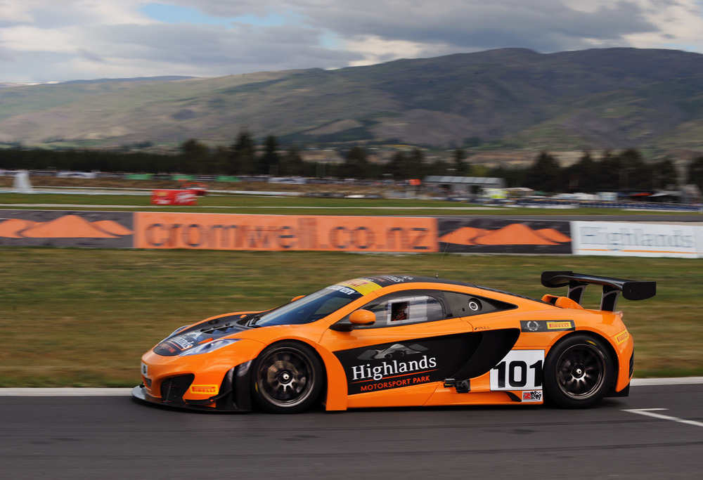 2013 Highlands 101 McLaren in action - John Morris.jpg