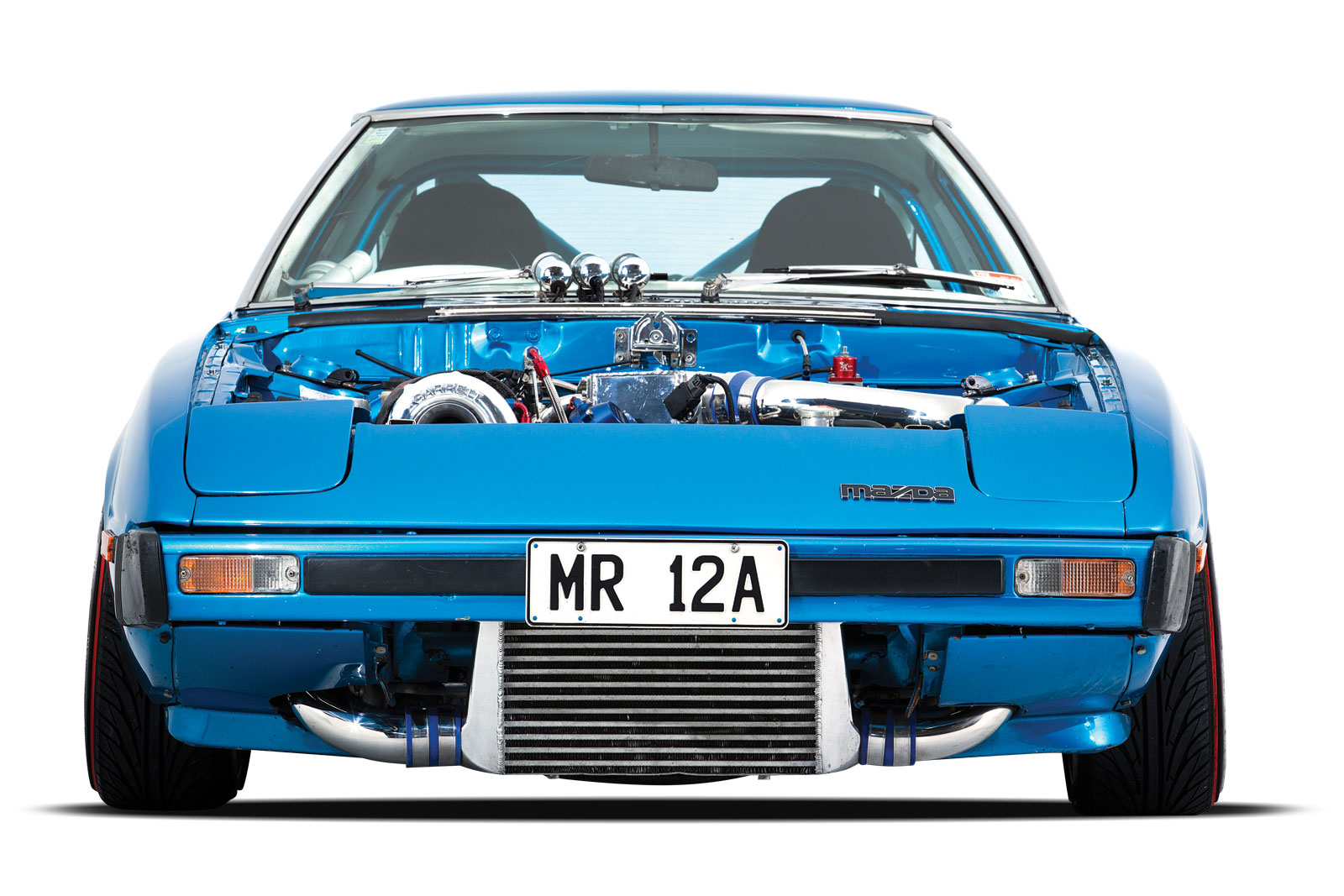 Little Loyalty: 1980 Mazda RX 7 Series 1