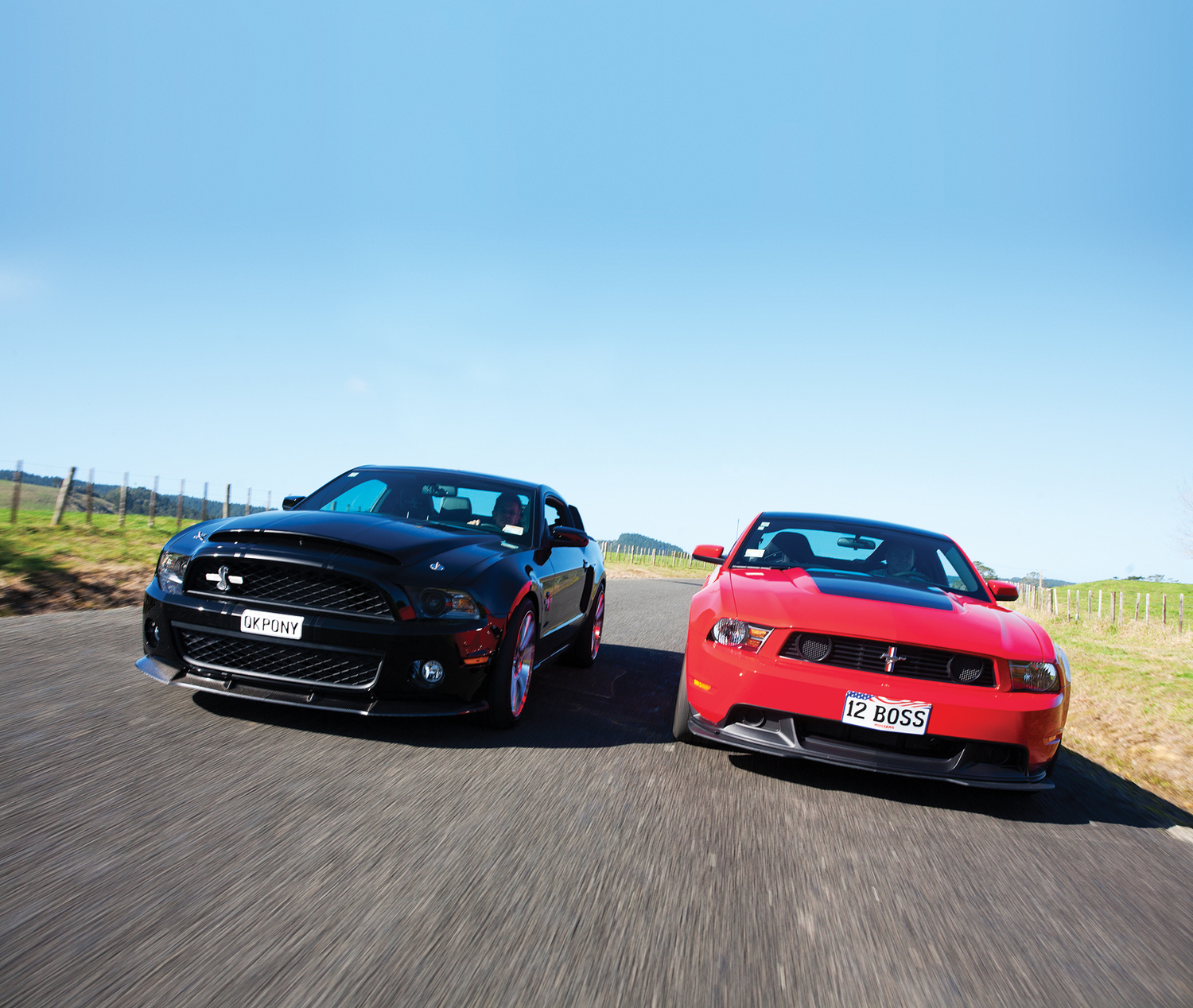 Late Model Face Off 2011 Shelby Super Snake And 2012 Boss 302 88 Ford Mustang Keys