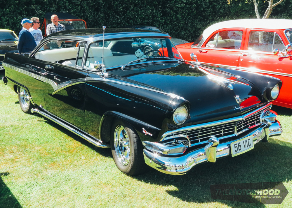 The better-than-new condition 1956 Ford Fairlane Victoria