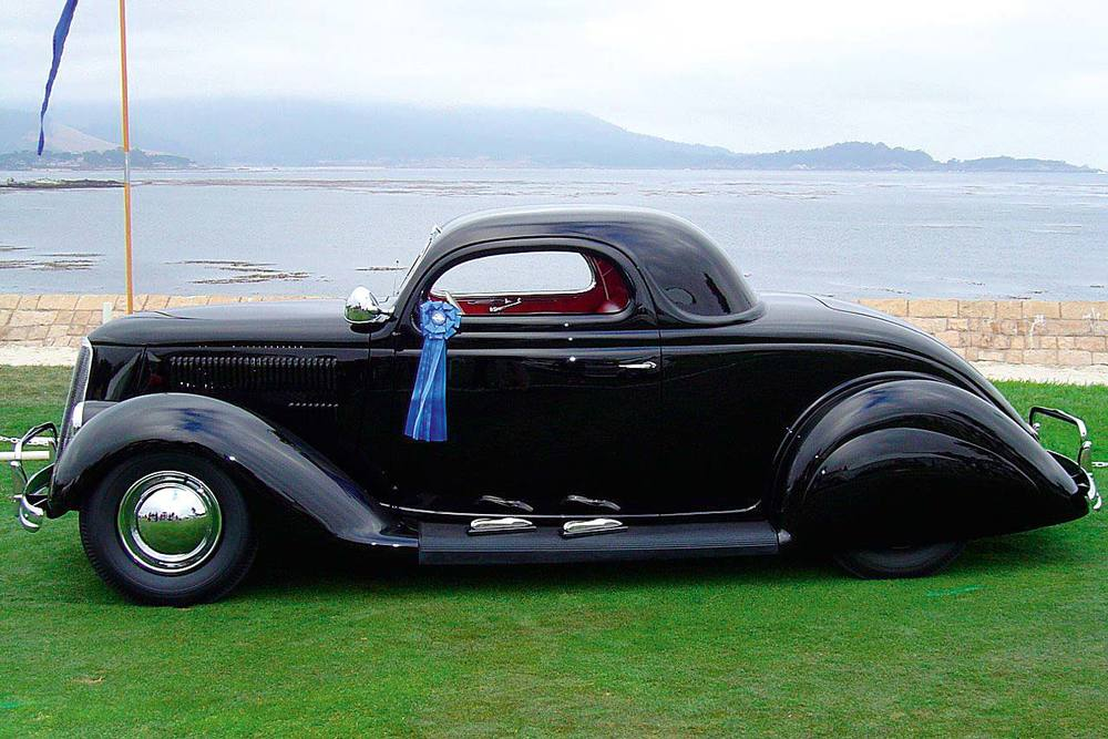 The Jack Calori coupe