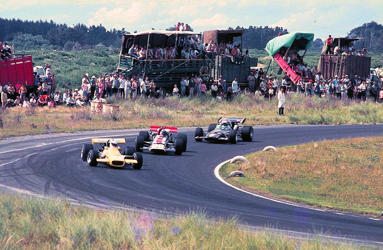 Racing through the historic tracks in New Zealand — The Motorhood