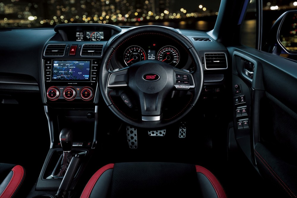 Inside the new STI model