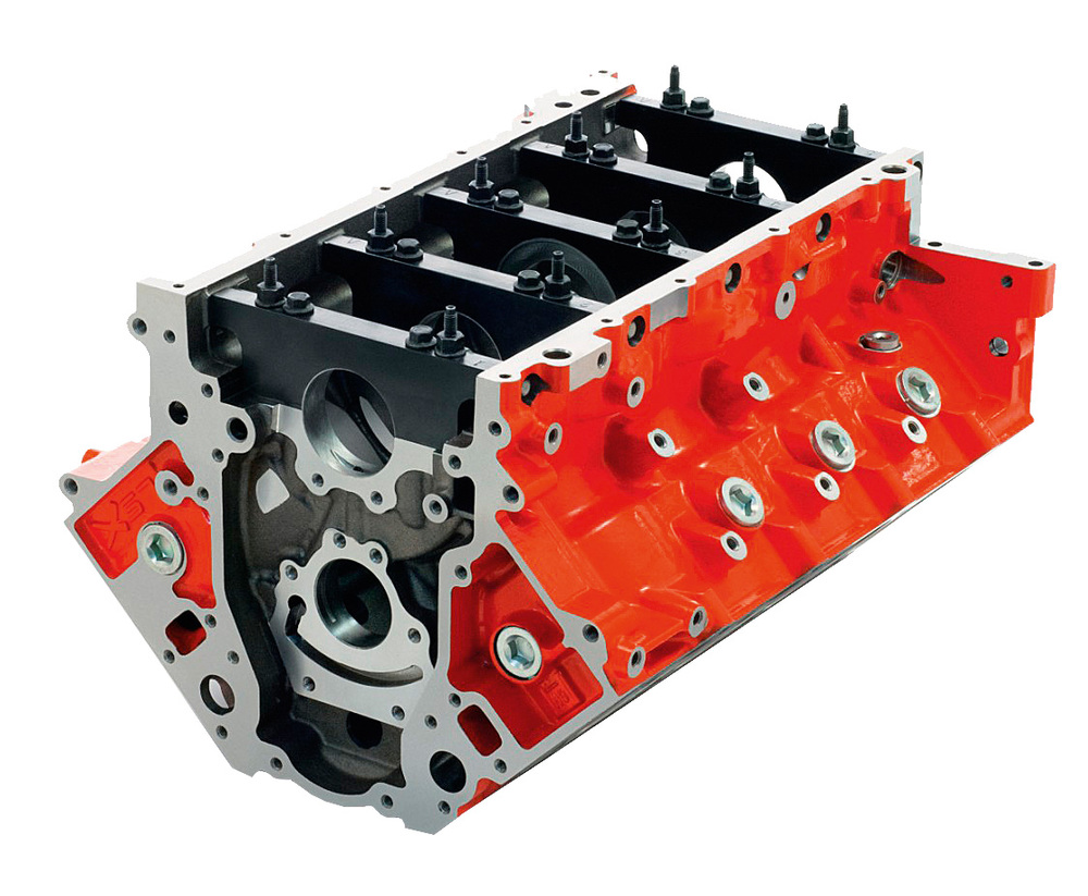 A Comprehensive Guide To The Ls Engine Family Motorhood 2010 Chevy Cobalt Sedan Head Gasket Diagram Supporting Crankshaft Is Critical Reliability Of Any Normally Journals Are Supported By Bearing Cap Which Bolted
