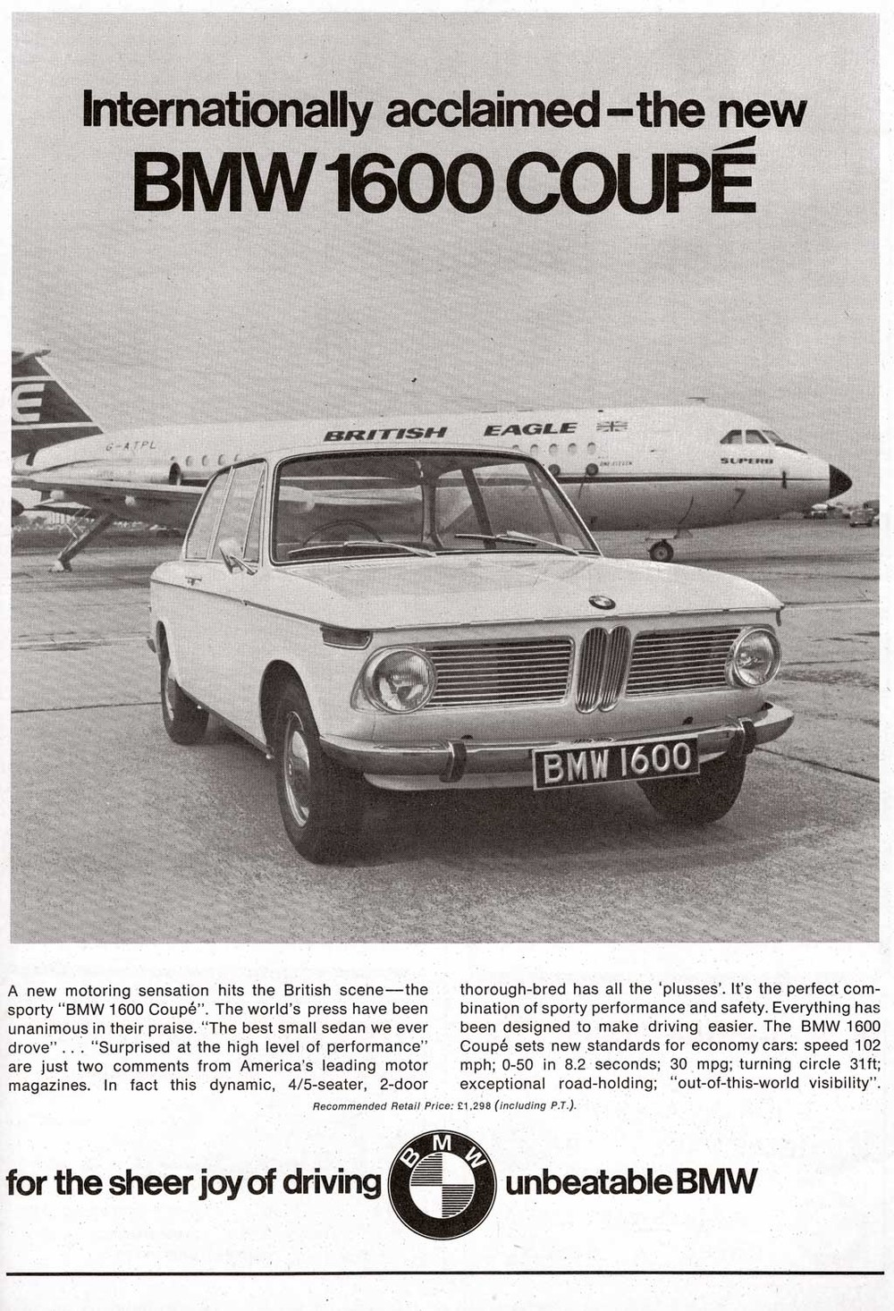 the bmw that set the ball rolling the motorhood rh themotorhood com BMW 2002 Turbo 1971 Blue BMW 1600
