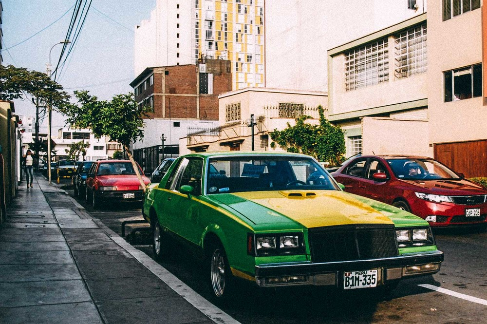 South American auto quest — The Motorhood
