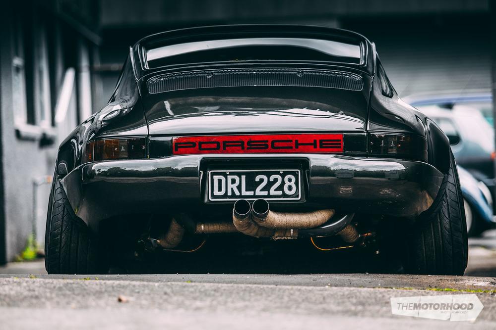 Outlaw 911 1975 Porsche 911 Sc The Motorhood