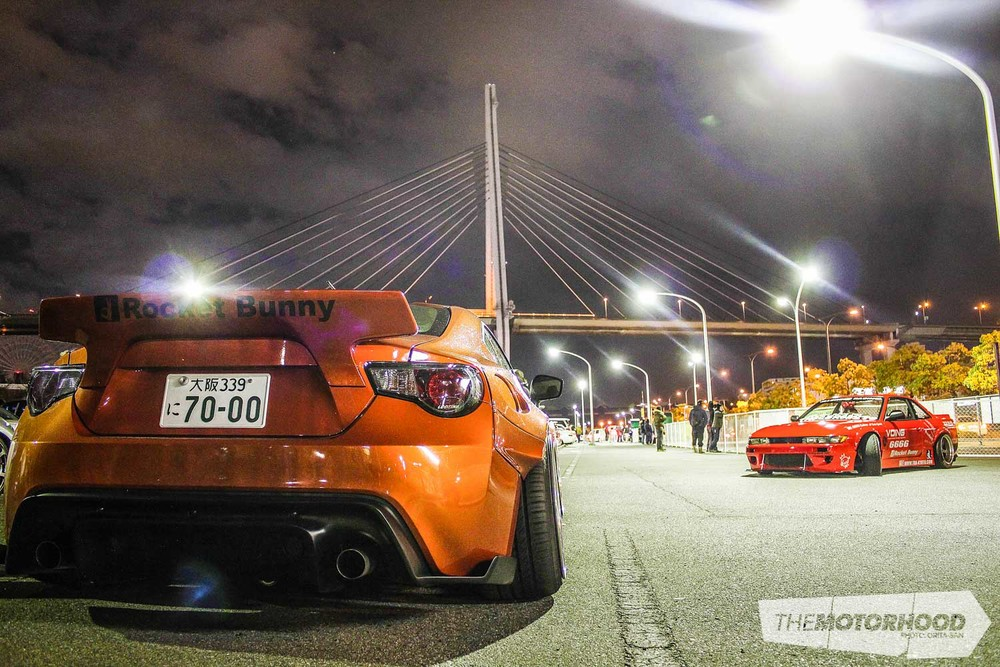 Nothing But Respect Street Drifting In Japan The Motorhood