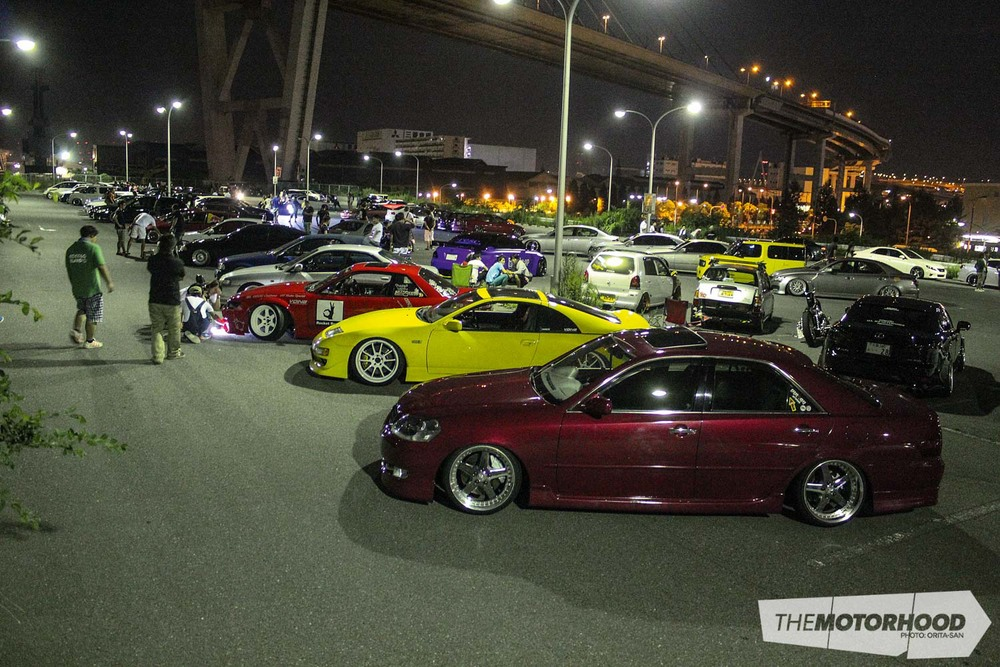 Nothing but respect — street drifting in Japan — The Motorhood