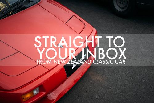 New Zealand Classic Car The Motorhood