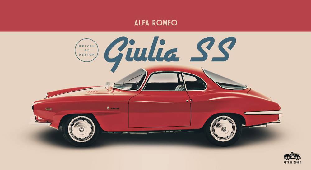 The sexy sixties and Alfa Romeo