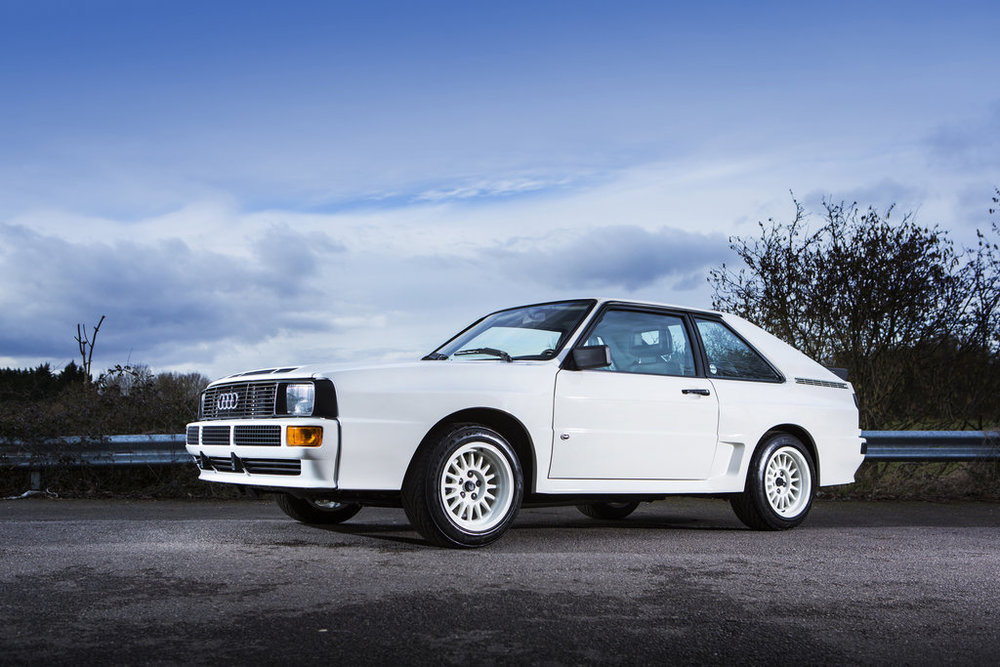 Old-school rally legends under the hammer — The Motorhood