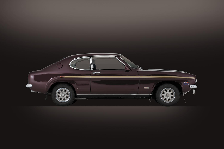 A Rare Sight 1971 Ford Capri 3000gt The Motorhood