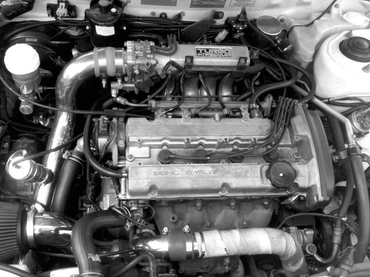 Format W on Acura Integra Under Hood Diagram