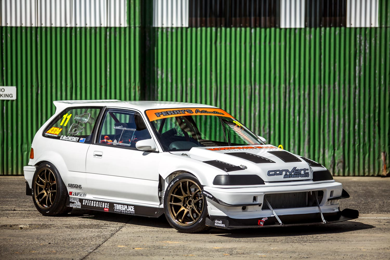 K swapped: EF3 K-powered Civic — The Motorhood