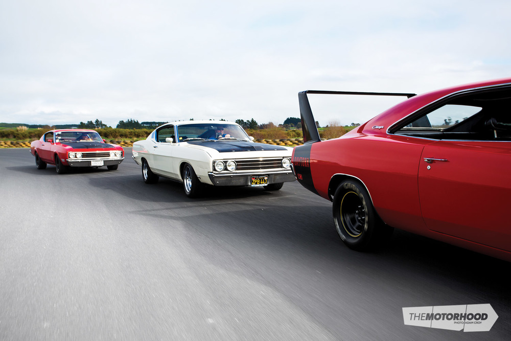 While Ford Had Already Been Paying Some Attention To Aerodynamics With Their  Torino And The  Mercury Cyclone The Aero Wars Were Characterised By The
