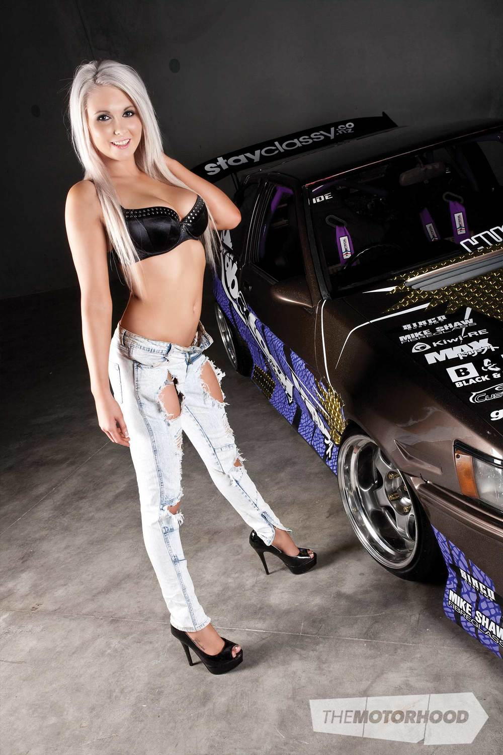 Jess from NZ Performance Car Issue No. 191