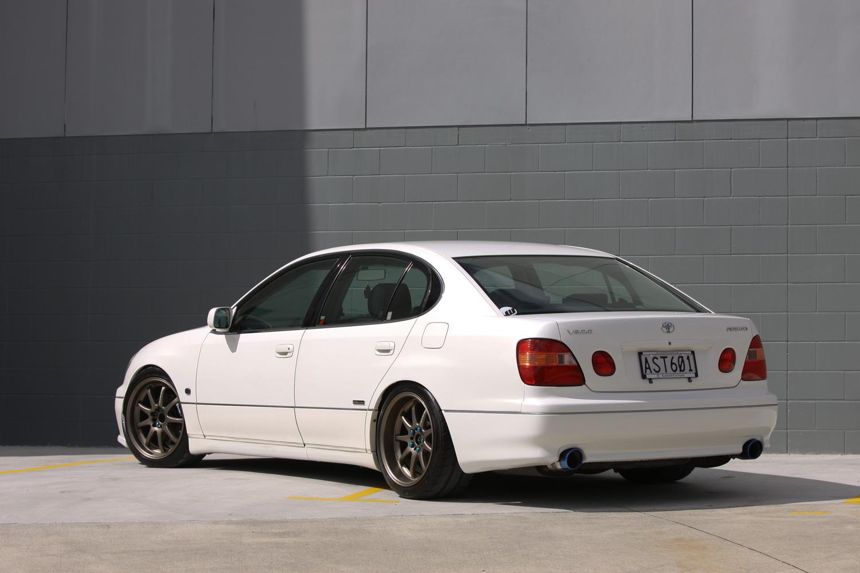 Weekly Motor Fix: Toyota Aristo — the gentleman's Supra ...