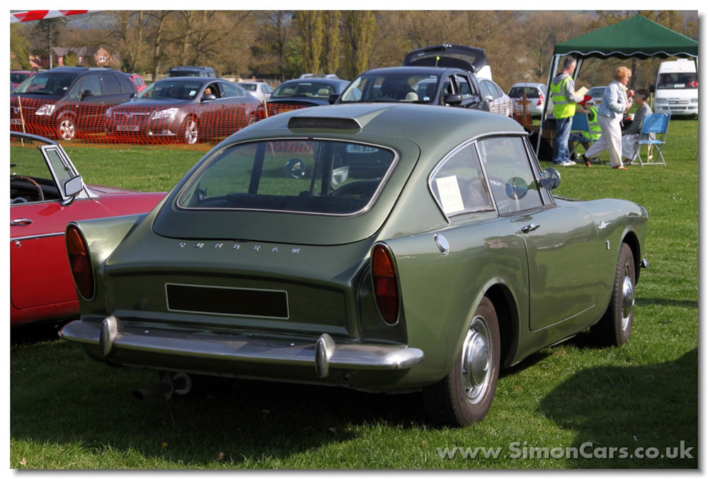 Sunbeam Alpine Harrington model D rear.jpg