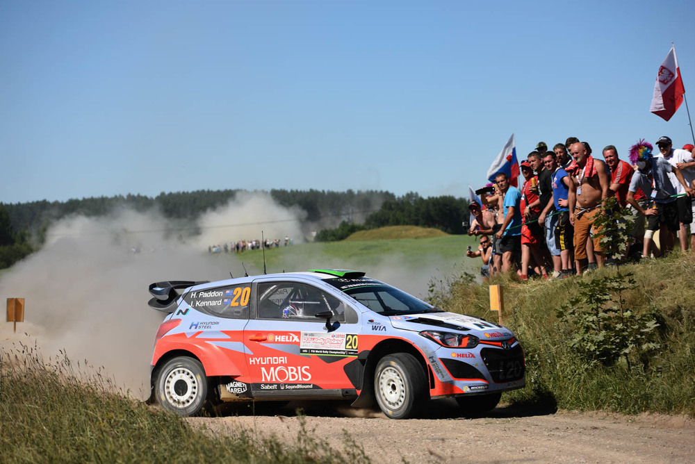 Hayden Paddon and John Kennard WRC Rally Poland action Saturday by McKlein Photography.jpg