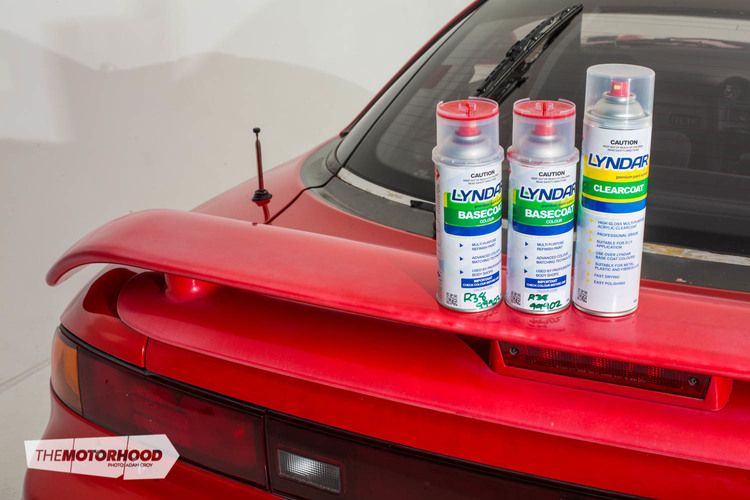 Weekend workshop 10 easy steps to rattle can respray the motorhood this month we delve into some diy paint refinishing using the lyndar paint system available in all supercheap auto stores for this tech guide solutioingenieria Images